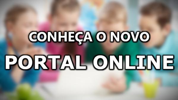 Novo portal online